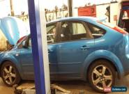 Ford Focus Zetec 1.8 diesel TDCI 07 reg Parts or Spares for Sale