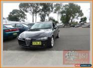 2007 Alfa Romeo 147 MY06 JTD Black Manual 6sp M Hatchback for Sale