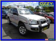 2006 Toyota Landcruiser Prado KZJ120R GX (4x4) Champagne Automatic 4sp A Wagon for Sale