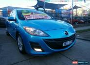 2010 Mazda 3 BL Maxx Blue Automatic 5sp A Hatchback for Sale