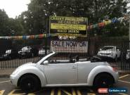 2007 VOLKSWAGEN BEETLE 1.6 LUNA 8V 2D 101 BHP for Sale