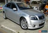 Classic 2010 Holden Caprice WM MY10 Silver Automatic 6sp A Sedan for Sale
