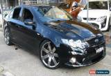 Classic 2009 Ford Falcon FG XR6T Black Automatic 6sp A Sedan for Sale
