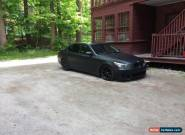 BMW: 5-Series 545i SMG MATT BLACKOUT for Sale