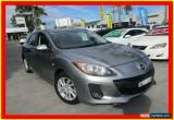 Classic 2011 Mazda 3 BL10F2 Maxx Sport Grey Manual 6sp M Hatchback for Sale