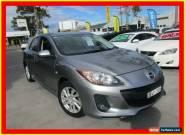 2011 Mazda 3 BL10F2 Maxx Sport Grey Manual 6sp M Hatchback for Sale