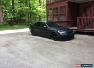 BMW: 5-Series 545i SMG MATT BLACKOUT for Sale