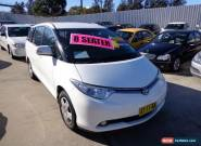 2007 Toyota Tarago ACR50R GLX White Automatic 4sp A Wagon for Sale