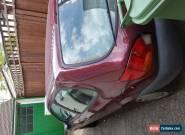 S reg Ford fiesta maroon car for Sale