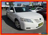 2009 Toyota Camry ACV40R Altise White Automatic 5sp A Sedan for Sale