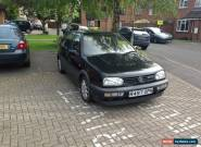 VW golf MK3 GTI. 2.0 8v. for Sale