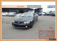 2003 Ford Falcon BA XR6 Black Manual 5sp M Utility for Sale