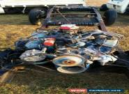 Ford F100 rolling chassis cleveland V8 4 speed 9'' suit rat rod or engine, parts for Sale