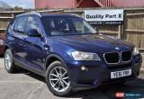 Classic 2012 BMW X3 2.0 20d SE xDrive 5dr for Sale