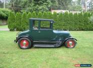 1926 Ford Model T Tall T Coupe for Sale