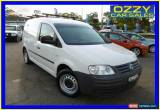 Classic 2005 Volkswagen Caddy 2K 1.9 TDI White Manual 5sp M Van for Sale