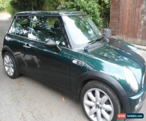 Classic GOLD PLATED MINI ONE 64,000 MILES 02 REG for Sale