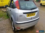 BREAKING FORD FOCUS ZETEC TDCI SILVER 2004 for Sale