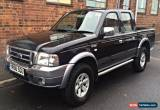 Classic 2006 FORD RANGER XLT THUNDER BLACK/GREY FULLY LOADED, NEW ENGINE WITH WARRANTY  for Sale