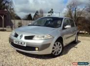 *** 2006 (06 Reg) Renault Megane 1.6 VVT Dynamique 111BHP *** for Sale