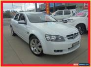 2009 Holden Commodore VE MY09.5 International White Automatic 4sp A Sedan for Sale