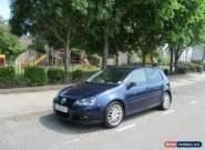 2008 Volkswagen Golf 1.4 TSI GT Sport 5dr for Sale