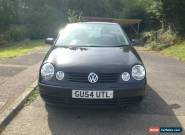 2004 VOLKSWAGEN POLO TWIST TDI BLACK for Sale