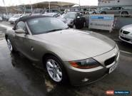 2005 BMW Z4 2.0 i SE 2dr for Sale