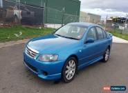 Ford Falcon BF MK11 SR 2008 repairable write off  74661 kms only-not much damage for Sale
