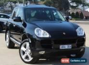 2006 Porsche Cayenne S Black Automatic 6sp A Wagon for Sale