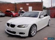 2009 BMW 3 Series 2.0 320d M Sport Highline 2dr for Sale