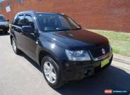 2006 Suzuki Grand Vitara JT Prestige (4x4) Black Automatic 5sp A Wagon for Sale