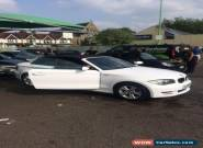 2009 BMW 120D Convertible Diesel Automatic White for Sale