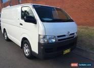 2007 Toyota Hiace TRH201R MY07 LWB Automatic 4sp A Van for Sale