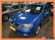 2006 Holden Barina TK Blue Automatic 4sp A Hatchback for Sale
