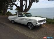 Ford Ranchero 1964 Falcon xk xl xm xp xr xt xw xy for Sale