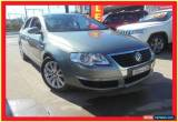 Classic 2006 Volkswagen Passat Type 3C MY07 TDI Grey Automatic A Sedan for Sale