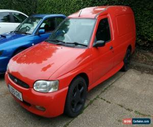 Classic 2001 ford escort 1.8 16v zetec gti van, modified, mot, great condition. for Sale