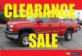 Classic 2004 Chevrolet Silverado 1500 for Sale