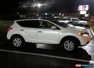 Nissan: Murano SL for Sale