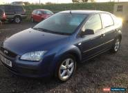 2006 FORD FOCUS 1.6 LX BLUE for Sale