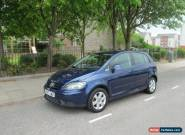 2007 Volkswagen Golf Plus 1.6 FSI SE 5dr for Sale