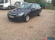 Vauxhall Astra 1.6 car petrol 56 plate spares or repairs  for Sale