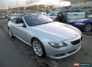 2007 BMW 6 Series 4.8 650i Sport 2dr for Sale
