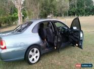 2005 HOLDEN STATESMAN V6 WL SEDAN  for Sale