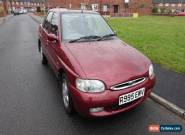 ford escort 1.6 ghia x automatic 32000 miles for Sale