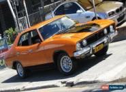 1976 Ford Falcon XB 500 Burnt Orange Automatic 3sp A Sedan for Sale