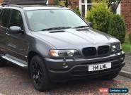 2003 BMW X5 D M SPORT AUTO GREY for Sale