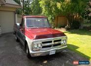 GMC: 920/C20 for Sale