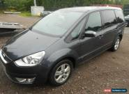 59 FORD GALAXY ZETEC 2.0 TDCI AUTO SPARES REPAIR NON RUNNER CHEAP NO RESERVE  for Sale